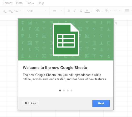 How To Easily Revert To The Old Google Sheets for specific scripts