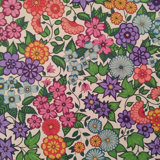 Secret Garden Florals By Reddit User U JaneyBriggs