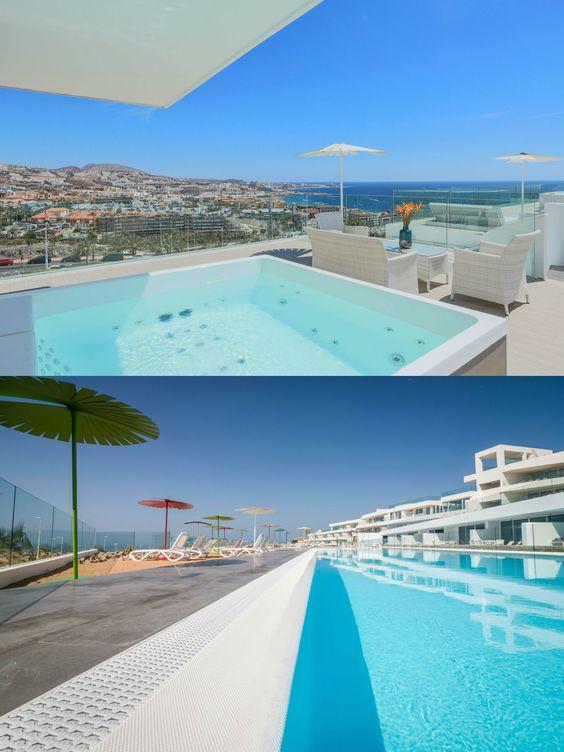 Baobab suites design hotel spain http for Design hotels teneriffa