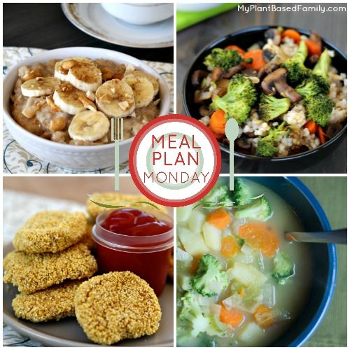 Best PlantBased Meal Plans Images On   Meal Prep