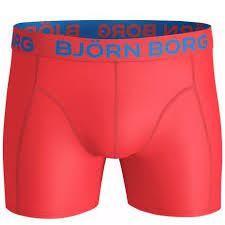 Björn Borg is opgericht aan het eind van de jaren 80 en is nu actief in 20 landen. Björn Borg staat gelijk aan producten van hoge kwaliteit, met invloeden van de sportieve achtergrond van Björn Borg, zowel als persoon als tennisser. De ontwerpen zijn zeer kleurrijk, creatief en interessant. Naast ondergoed, wat de core business van Björn Borg is, worden er ook kleding, schoenen, tassen en brillen verkocht.