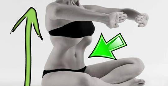 Questa semplice tecnica, che si ispira alle posizioni yoga, rinforzerà i muscoli addominali riducendo il [Leggi Tutto...]