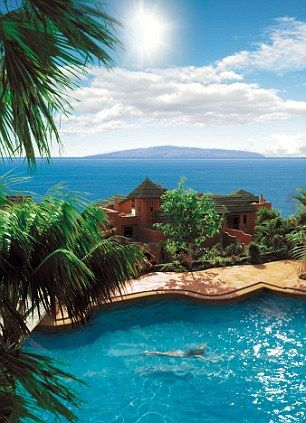 Canary Island holidays: How we got lost in luxury on Tenerife | Mail Online