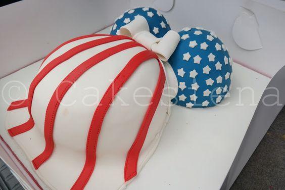 baby shower, baby shower cake, american flag, american cake, lagos cakes