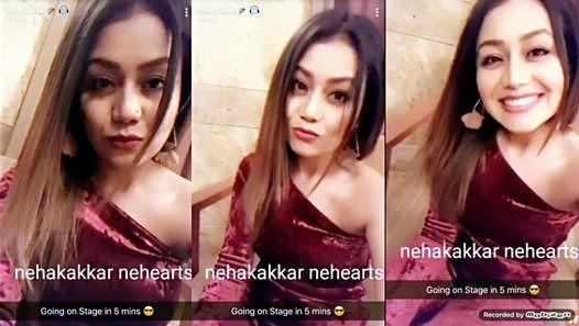 Neha Kakkar Night Out With Himanshu Kholi And Back Stage Neha Kakkar Neha Kakkar Dresses Singer