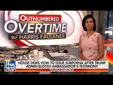 Outnumbered Overtime 11 21 19 Breaking Fox News Today November 21 2019 Trump New Harris Faulkner News Today