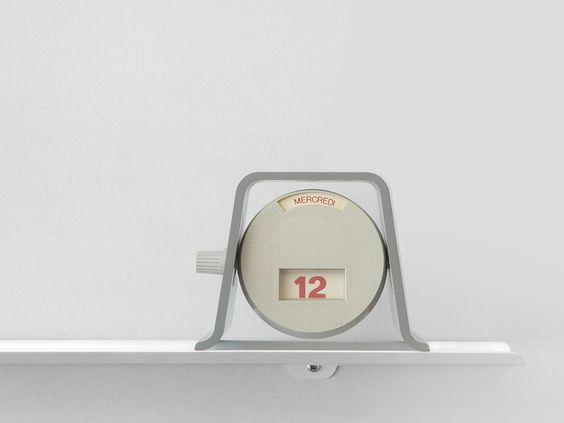 Spin Calendar (France. 1960s)