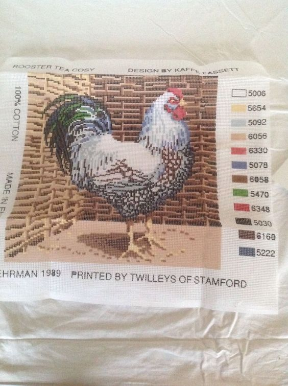 Needlepoint ehrman tapestry kit | eBay
