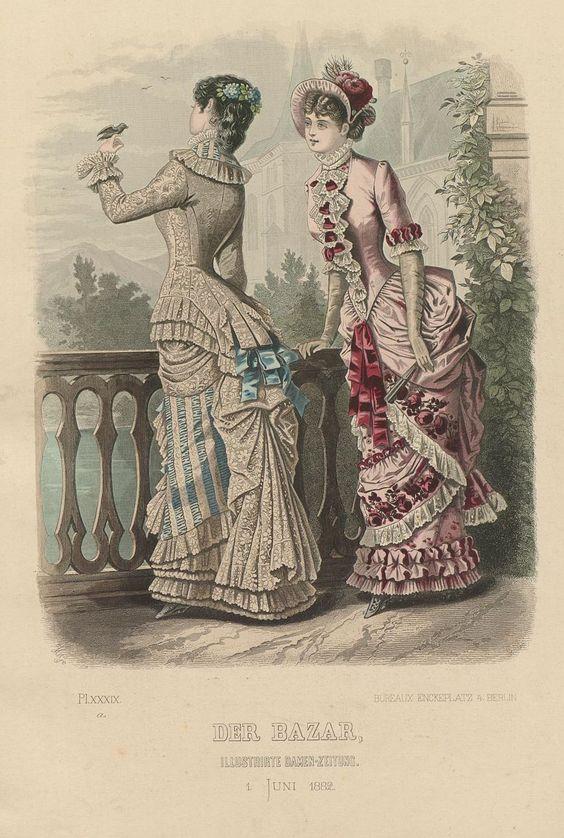 Der Bazar 1882:
