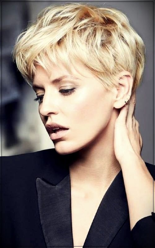 Short Hairstyles 2020 Female Over 40