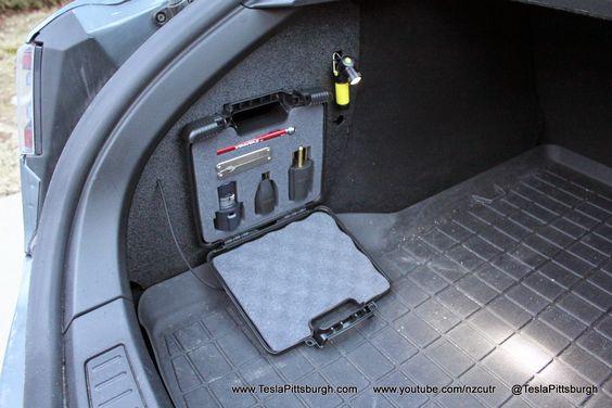 Review: Tesla Model S Adaptable Storage and Lighting Kit (ASLK) - TESLARATI.com
