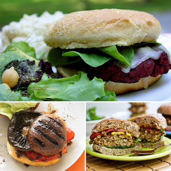 Hit the Grill With These #Vegan-Friendly Burgers #FitFluential