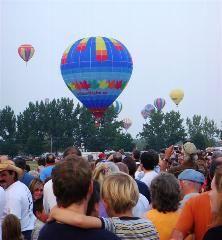 Atlantic Balloon Fiesta Sussex, New Brunswick
