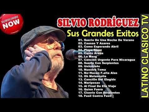 Bản Sao Của Silvio Rodríguez Lo Mejor The Best Las 15 Mejores Canciones De Silvio Rodríguez Youtube Mejores Canciones Canciones Youtube