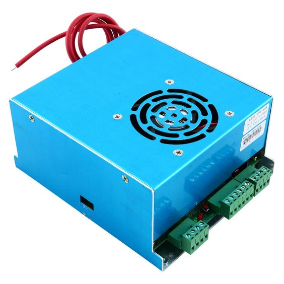 Yaeccc 40w Power Supply For Co2 Laser Engraver Cutter Machine Learn More By Visiting The Image Link This Is An Affiliate Link Co2 Laser Power Supply Co2