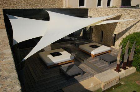 Area Deluxe Mallorca Distribuidor Oficial Bandalux Velas Tensadas O Velas Ibicencas Para Decorar Y Proteg Sombra Para Patio Velas De Sombra Toldo De Jardin