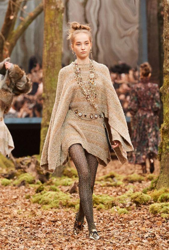 Chanel Ready to Wear Fall-Winter 18/19