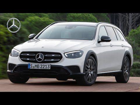 2021 Mercedes Benz E Class All Terrain Electrified Wagon V 2020 G