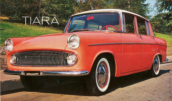 1962 Toyota Tiara Sedan