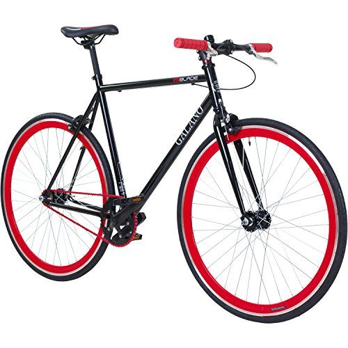 700c 28 Zoll Fixie Singlespeed Bike Galano Blade 5 Farben Fixie Singlespeed Fixie Singlespeeder