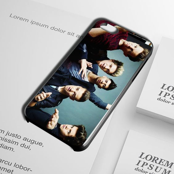one direction 2 IPhone 4/4S/5/ 5S/5C/6/6+ Case