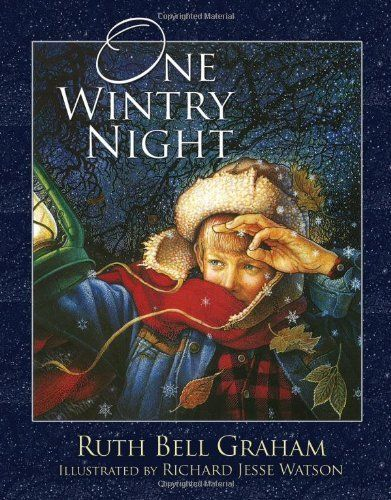 One Wintry Night by Ruth Bell Graham, http://www.amazon.com/dp/1400321166/ref=cm_sw_r_pi_dp_aUM1qb0EB7N3P