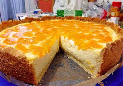 Rezept : Schmand - Pudding - Mandarinen - Torte