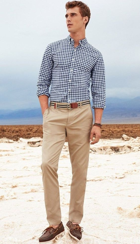 What Color Goes With Khaki Pants | Gpant