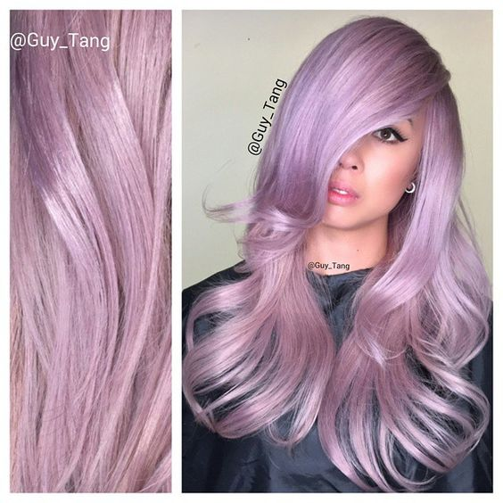 Guy Tang, a Master of long hair!