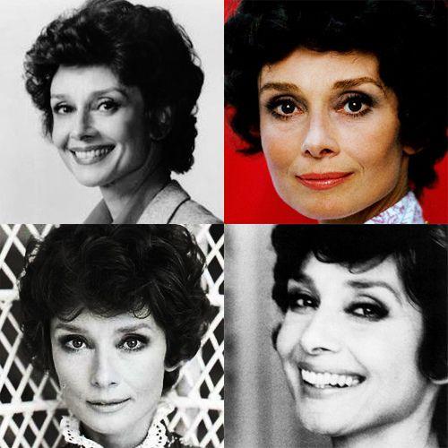 Audrey Hepburn c. 1970s