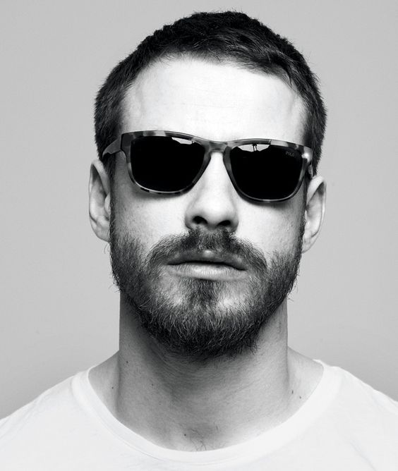 Outstanding Beards Short Cuts And Perfect Beard On Pinterest Short Hairstyles Gunalazisus