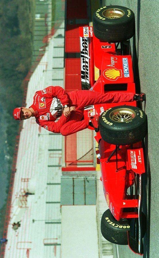 2019 1 13 Twitter Legendarysf1 Michael Schumacher Ferrari