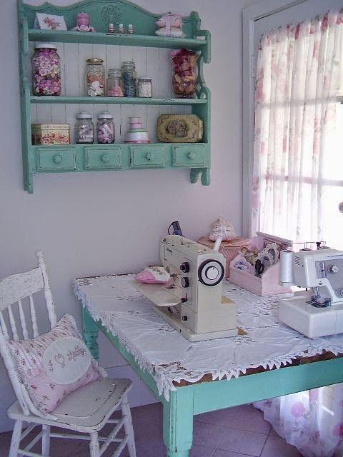 Craftroom | Um cantinho mais que especial ~ Arte De Fazer | Decoração e Artesanato