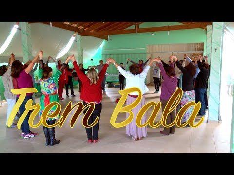 Dancas Circulares Trem Bala Forro Youtube Em 2020 Com Imagens