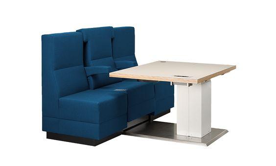 Bricks seating flex modular Palau