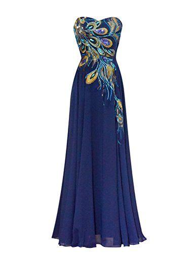 Exlinalesha women's A-line Prom Dresses 2016 Evening Gown... https://www.amazon.com/dp/B0153608GQ/ref=cm_sw_r_pi_dp_YBBwxbGV4M8A7