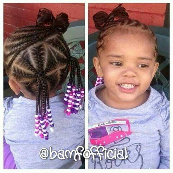 Tremendous Baby Girl Hairstyles Girl Hairstyles And Coiffures On Pinterest Short Hairstyles Gunalazisus