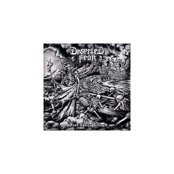 Deserted Fear - Dead Shores Rising (Vinyl)