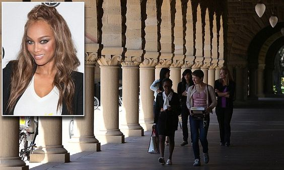 Tyra banks will be teaching a #personalbranding course at stanford