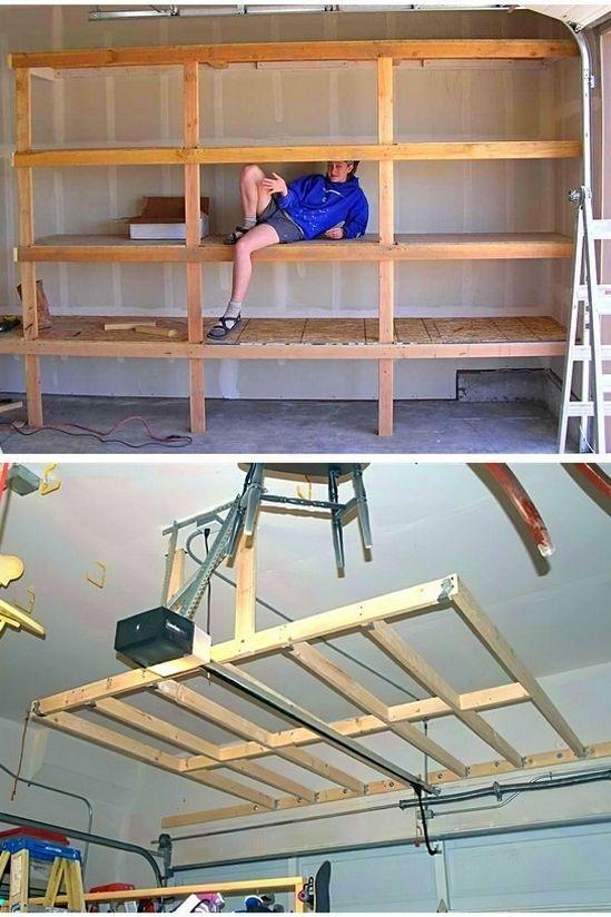 Garage Storage Ideas For Ladders And Garage Shoe Storage Ideas Diy Tip 10271264 In 2020 Diy Shoe Storage Garage Shoe Storage Shoe Storage Small Space