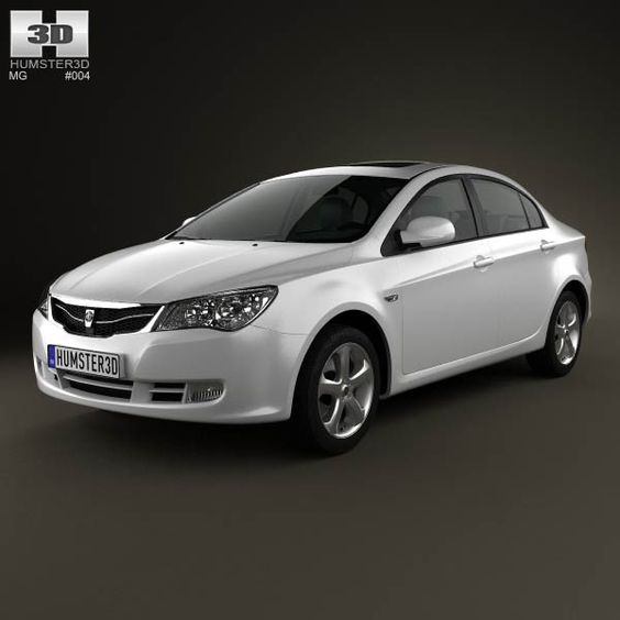 MG 350 2012 3d model from humster3d.com. Price: $75