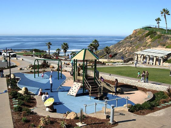 Fletcher Cove is a great spot for families and tourists to visit while in #SolanaBeach #FamilyTravel #KidsNTravel