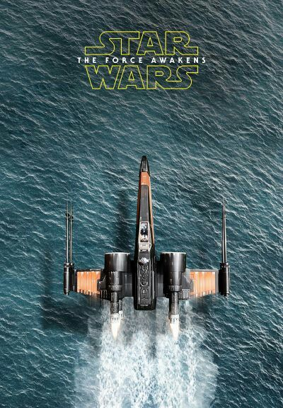 Star Wars: The Force Awakens - movie poster | Star Wars ...