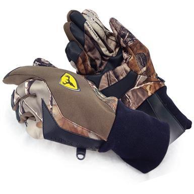 Men's ScentBlocker® Ultra Fit Camo Gloves