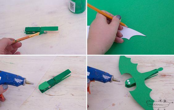 como hacer un dragon de papel