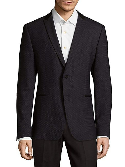 Strellson Mens Suit Jacket