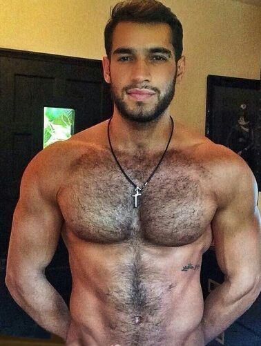 Hot Hairy Men Pics 19