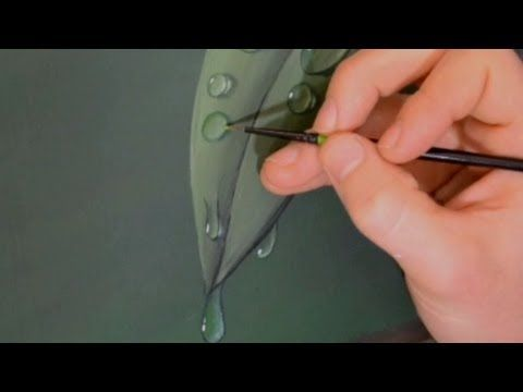 Can someone find a list of artists that paint raindrops and/or bubbles?