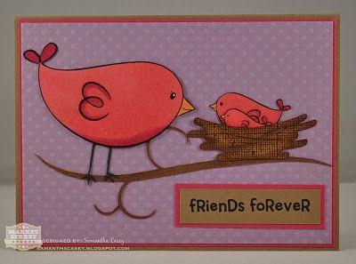 Samantha Casey {Follow Your Heart, BFFs}