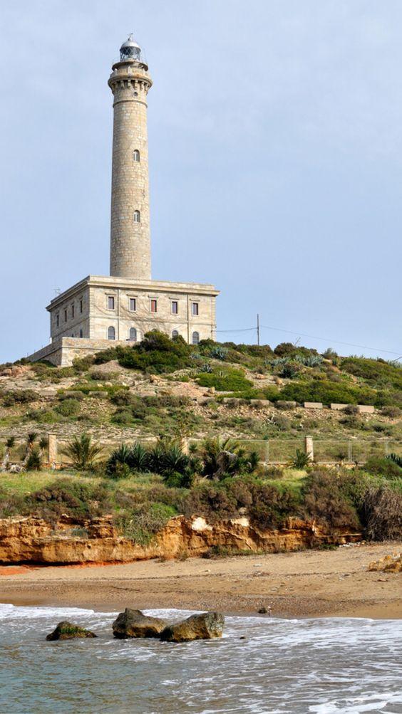Faro de Cabo de Palos, Murcia, Spain- by alba-7